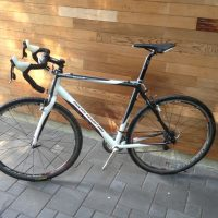 2012 Rock Mountain Solo CRX 57cm Cross Bike